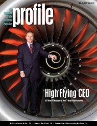 Profile Magazine - Frostburg State University