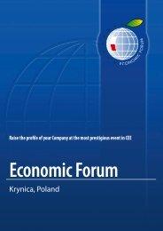 Krynica, Poland - Forum Ekonomiczne