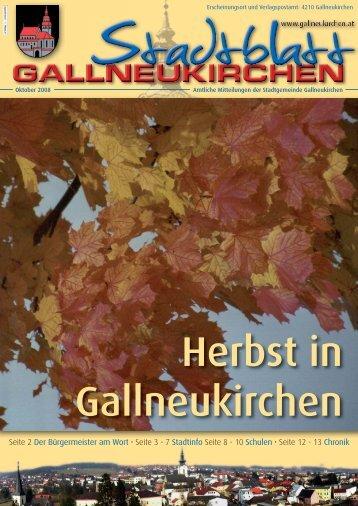 2008 Oktober (2,52 MB) - Gallneukirchen