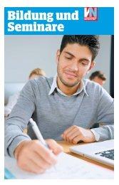 Bildung und Seminare - Vorarlberg Online