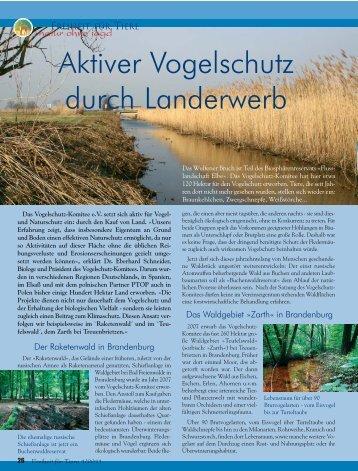 Natur ohne Jagd - Magazin Freiheit für Tiere