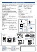 FELCOM 15 Brochure - Mackay Satellite Communications - Page 2