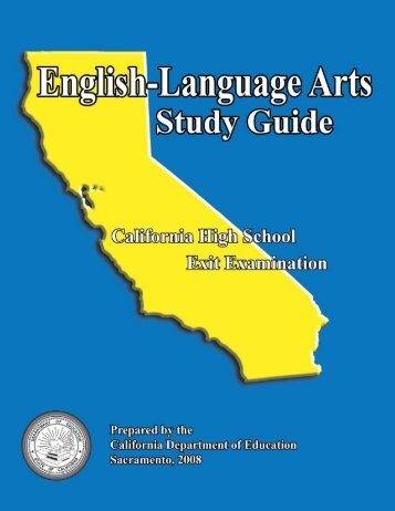 CAHSEE Study Guide - Eastlake High School