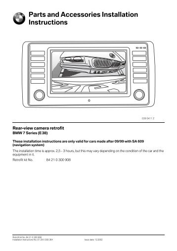 11e65 alpine cd changer install final bmw retrofit guides parts and accessories installation instructions bmw retrofit guides freerunsca Image collections
