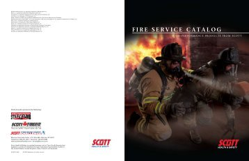 Fire Service Catalog PDF - Fire Tech & Safety of New England