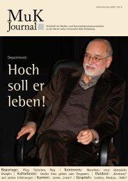 Magisterarbeiten 2006/07