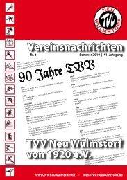 neue tvv mitglieder herzlich willkommen - TVV Neu Wulmstorf von ...