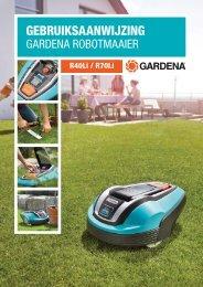 OM, Gardena, R40Li, R70Li, 2013