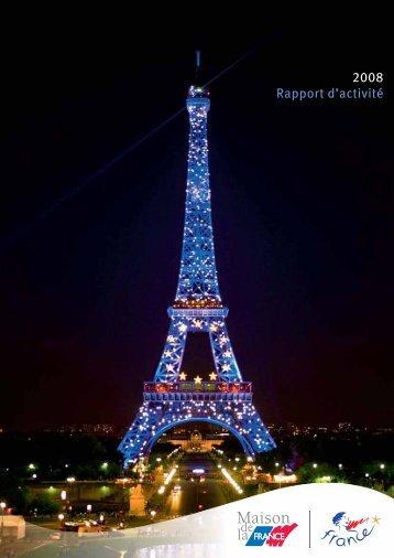 Projet1:Mise en page 1 - Maison de la France