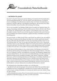 Pressemitteilung Vortrag Salutogenese - Freundeskreis ...