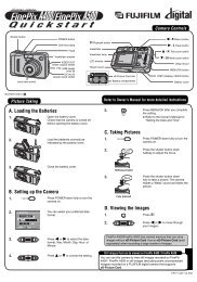 Zoom Date 90 SR Manual - Fujifilm USA