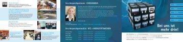 Crossmedia Flyer - Amz.de
