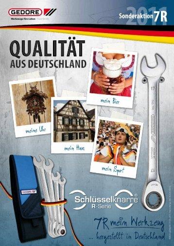 ... hergestellt in Deutschland A - freytool