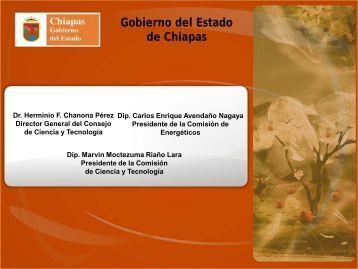 Dr. Herminio Chanona Pérez - Foro Consultivo