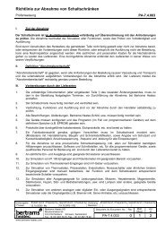 Iii.vorbereitungen durch den Lieferanten - Bertrams Heatec AG