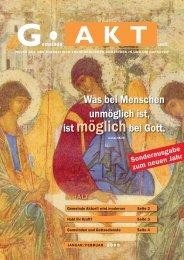 G-AKT 2009-01.indd - gakt.eu