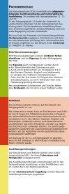 berufliche oberschule augsburg - Staatliche Fachoberschule und ... - Seite 4