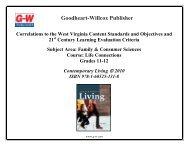 2010 ISBN 978-1-60525-131-8 - Goodheart-Willcox