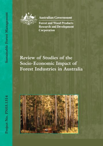 Socio-econ WEB.pdf - Forest and Wood Products Australia