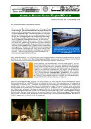 Newsletter_18_2008_28. November_2008 - Historische Eisenbahn ...