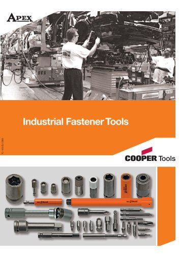 apex industrial fastener tools - Frank Drucklufttechnik