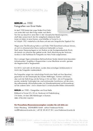 """""""Berlin um 1950"""".pdf - edition Friedenauer Brücke"""