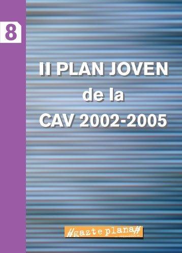 II Plan Joven - Gazteaukera - Euskadi.net