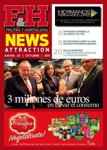 Espacio news - Revista F&H