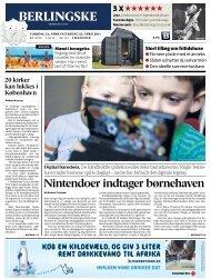 Nintendoer indtager børnehaven Digital barndom. - Michael Friislund