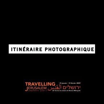 Itinéraire photo - Association France Palestine Solidarité