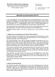 Merkblatt - Staatliche Fachoberschule und Berufsoberschule ...