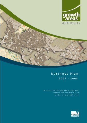 Click here to download PDF - Growth Areas Authority