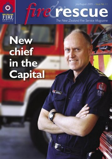 Download PDF: Issue 11 - New Zealand Fire Service