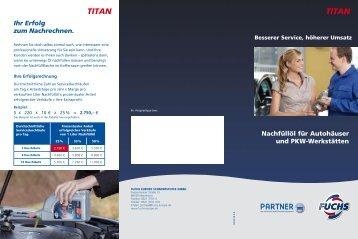 TITAN TITAN - fuchs europe schmierstoffe gmbh