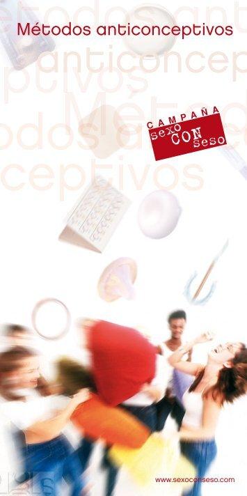 Métodos anticonceptivos - Gazteaukera