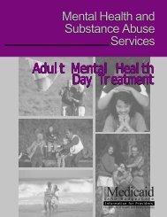 Adult Mental Health Day Treatment - Wisconsin.gov