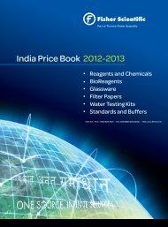 Chemical Price Book 2012-13