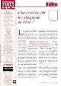Export de produits marocains - FOOD MAGAZINE - Page 3