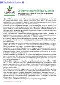 Export de produits marocains - FOOD MAGAZINE - Page 4