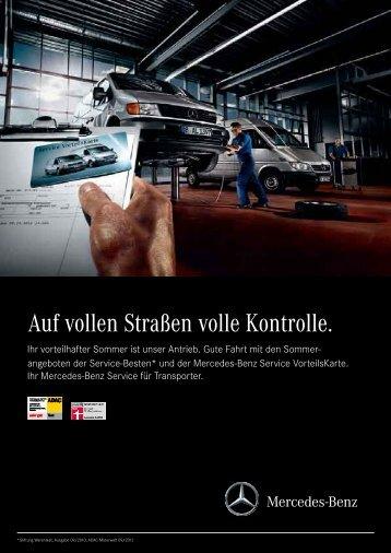 Transporter Bremsen-Angebote für Service VorteilsKarten-Besitzer