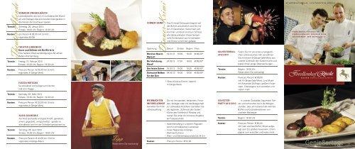 T heater-A D inner-K rimi - Hotel Restaurant Forellenhof Rössle ...