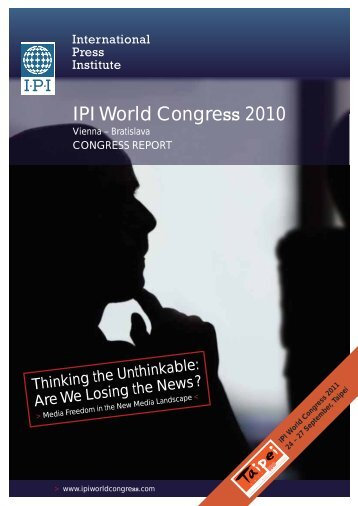 Congress Report - IPI World Congress