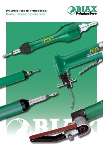 Pneumatic Tools for Professionals - Frank Drucklufttechnik
