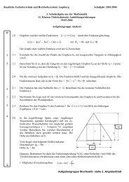 3. Schulaufgabe FOS12 (PDF) - Staatliche Fachoberschule und ...