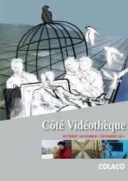 Coté Vidéothèque OND 2011.indd - Colaco