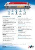 Data sheet FRITZ!Box 3390 [pdf] - Page 2