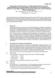 Verwaltungsvorschrift des Finanzministeriums - Gewerbeaufsicht ...