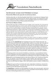 Pressemitteilung Vortrag Heilpflanzen erkennen - Freundeskreis ...
