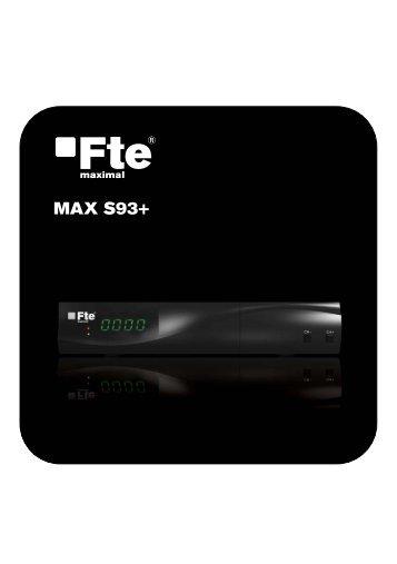 MAX S93+ - FTE Maximal