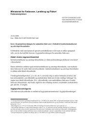 Notat om institutionskøkkener og cateringvirksomheder